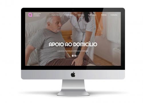web design site centro social