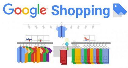 Google vai guarda o historial de compras online