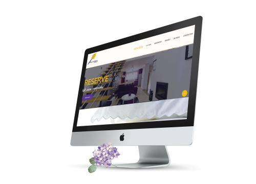 WEB SITE DESIGN OLEIROS