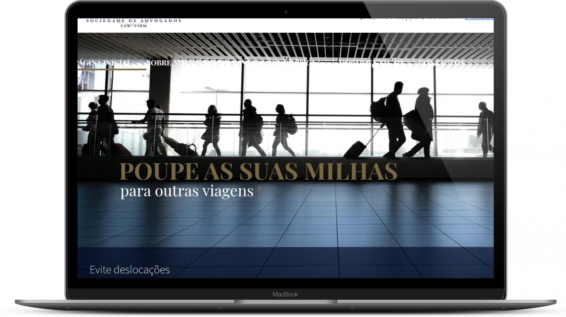 WEB SITE Advogados DESIGN Lisboa